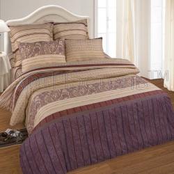 Купить постельное белье из сатина «Иден»