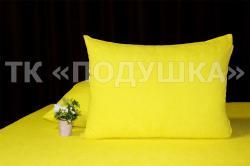 Купить желтые махровые наволочки на молнии в Ижевске