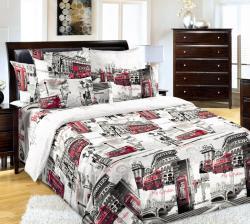 Купить постельное белье из бязи «Лондон 1» в Ижевске