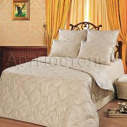 Одеяло из верблюжьей шерсти, облегченное (в тике, 1,5 спальное, 2-х спальное, евро) ТМ АртПостель, Иваново
